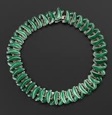 Articulated necklace Grete Kittlesen